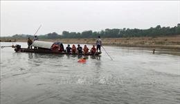 Rủ nhau ra sông Mã tắm, bốn học sinh lớp 7 đuối nước
