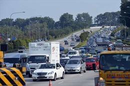 Xử lý lái xe uống rượu bia - Bài 3: Singapore sửa luật để trị các 'ma men' cầm vô lăng
