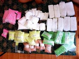 Phá đường dây vận chuyển ma túy số lượng lớn từ Lào vào Việt Nam