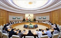 Thủ tướng Nguyễn Xuân Phúc: Phấn đấu tăng trưởng GDP ít nhất là 6,8%
