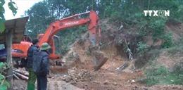 Lợi dụng san gạt, hạ cốt nền để khai thác khoáng sản trái phép 
