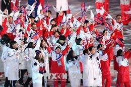 Giao lưu liên Triều tại Olympic PyeongChang lọt tốp 10 điểm nhấn thể thao thế giới 2018