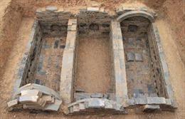Trung Quốc phát hiện ngôi mộ cổ sang trọng thời nhà Hán