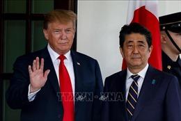 Mỹ - Nhật Bản nhất trí đẩy nhanh đàm phán thỏa thuận thương mại