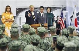 Tổng thống Donald Trump cam kết tiếp tục hiện đại hóa quân đội để bảo vệ Mỹ và các đồng minh