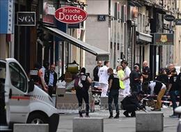 Pháp bắt giữ nghi phạm vụ nổ khiến 13 người bị thương tại Lyon