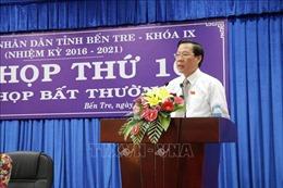 Ông Phan Văn Mãi được bầu giữ chức Chủ tịch HĐND tỉnh Bến Tre