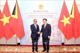 Thúc đẩy hợp tác kinh tế - thương mại giữa Việt Nam và Timor- Leste