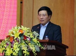 Phó Thủ tướng Phạm Bình Minh thăm Cộng hòa Liên bang Đức
