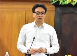 Phó Thủ tướng Vũ Đức Đam làm việc tại Thừa Thiên - Huế