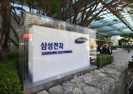 Quý IV/2018, dự báo lợi nhuận của Samsung sẽ sụt giảm