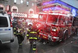 Phi công tử nạn tại New York đã không được cấp bằng lái máy bay trong thời tiết xấu
