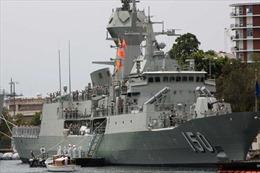 Chính phủ Australia ký hợp đồng đóng 9 tàu khu trục mới cho hải quân
