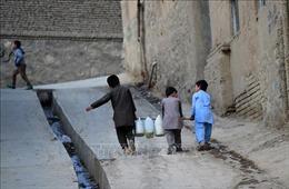 Thủ đô Afghanistan đối mặt với khủng hoảng thiếu nước