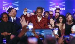Thành phố Chicago có nữ thị trưởng đồng tính da màu đầu tiên trong lịch sử