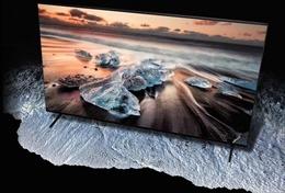 Samsung sẽ ra mắt dòng TV QLED 8K trong quý I/2019