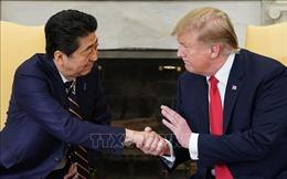 Tổng thống Mỹ: Quan hệ thương mại Nhật - Mỹ 'chắc chắn sẽ công bằng hơn'