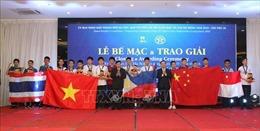 Bế mạc Kỳ thi Toán học Hà Nội mở rộng 2019