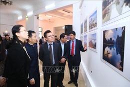 Triển lãm ảnh 'Ấn tượng Việt Nam - Trung Quốc 2018'