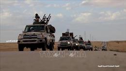 Nga, EU kêu gọi ngừng bắn tại Libya