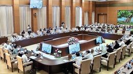 Phiên họp thứ 36 của Ủy ban TVQH khóa XIV sẽ khai mạc ngày 12/8