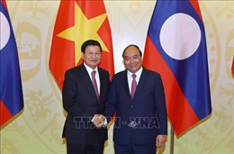 Kỳ họp lần thứ 41 Ủy ban liên Chính phủ Việt Nam - Lào