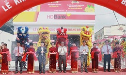 HDBank khai trương điểm giao dịch thứ 280