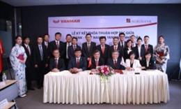 Agribank và đối tác Nhật Bản giúp nông dân tiếp cận công nghệ cao