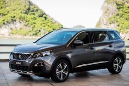 Peugeot tự tin bảo hành 5 năm cho xe Peugeot 5008, 3008 AllNew