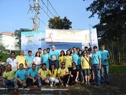 Phú Hưng Life đồng hành cùng chương trình đi bộ từ thiện Lawrence S.Ting lần 14 - 2019