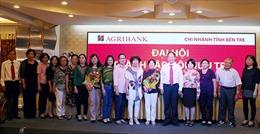 Đại hội thành lập Hội hưu trí Agribank Chi nhánh Tỉnh Bến Tre