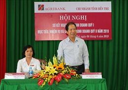 Agribank Bến Tre: Sơ kết hoạt động kinh doanh Quý I/2019 - khánh thành trụ sở làm việc Chi nhánh Bình Đại