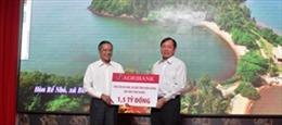 Agribank tài trợ nhà tình nghĩa cho người nghèo tại Hội nghị xúc tiến đầu tư tỉnh Kiên Giang năm 2019