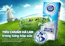 Di sản 145 năm kiến tạo sữa tươi tiêu chuẩn Hà Lan