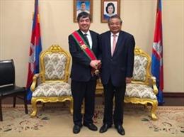 Agribank hoạt động hiệu quả tại Campuchia và Lào