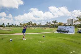 Chinh phục giải thưởng 20 tỷ và tấm vé vàng đến Nam Phi tham dự Vòng chung kết Thế giới BMW Golf Cup.