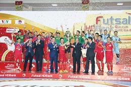 Sanvinest Sanatech Khánh Hòa lên ngôi vô địch Giải Futsal HDBank Cúp Quốc gia 2019