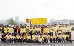 Phú Hưng Life đồng hành cùng chương trình đi bộ từ thiện Lawrence S. Ting 2020