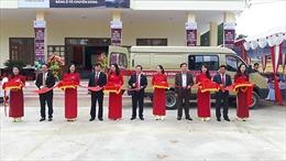 Agribank Lạng Sơn vững vàng nơi biên giới