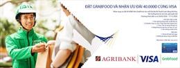 Cùng thẻ Agribank Visa thanh toán online nhận ngàn ưu đãi mùa dịch