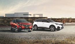 Bộ đôi SUV Peugeot 3008 AT & 5008 có thêm phiên bản mới