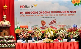 ĐHCĐ HDBank đã thông qua kế hoạch kinh doanh năm 2020