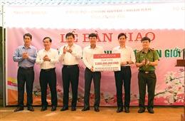 Agribank ủng hộ kinh phí xây dựng nhà ở cho gần 1.400 hộ dân nghèo tại huyện Vân Hồ, Sơn la