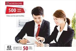 Agribank – Người bạn đồng hành tin cậy của học sinh, sinh viên