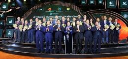 HDBank tiếp tục lọt top 10 doanh nghiệp bền vững của năm