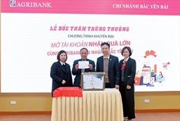 Agribank Bắc Yên Bái tri ân khách hàng nhân kỷ niệm 1 năm thành lập
