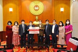 HDBank hỗ trợ tỉnh Hải Dương 1,5 tỷ đồng phòng chống dịch COVID-19