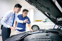 Chương trình 'Hỗ trợ trên đường Roadside Assistance' cho xe BMW, MINI