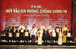 Agribank ủng hộ 60 tỷ đồng Quỹ vaccine phòng COVID-19