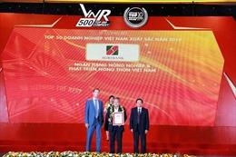 Agribank TOP 10 Doanh nghiệp lớn nhất Việt Nam năm 2019